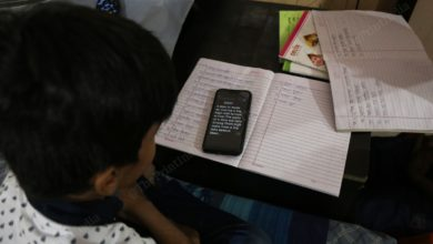 Photo of Zoom, Google Meet out of reach, it's WhatsApp or no classes for poor students in Delhi