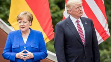 Photo of US sad with Germany? Trump and Angela Merkel are owning a key fallout and NATO is bearing the brunt of it