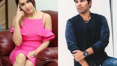 Photo of Allu Sirish remark on Raashi Khanna mood