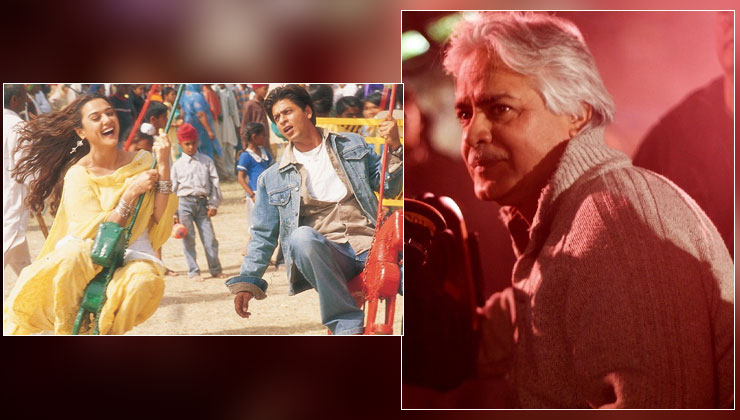 "16 years of Veer-Zaara: ""It was a fantastic tribute from a son to a father,"" says cinematographer Anil Mehta 