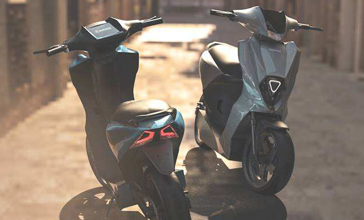 230 km will run on a single charge, next year the electric scooter Mark 2 is coming