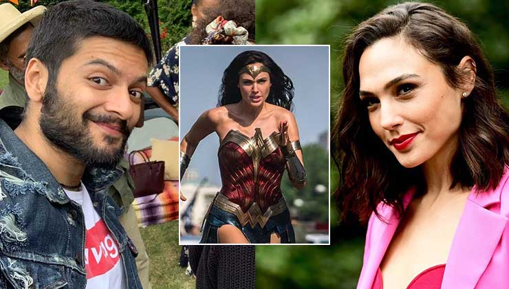 Ali Fazal has the sweetest wish for co-star Gal Gadot; Wonder Woman has an EPIC reply! | Bollywood Bubble