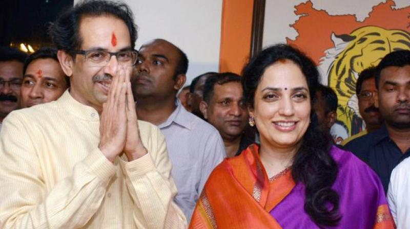 Anvay Naik's wife had sold land worth crores to the Thackerays, claims BJP leader
