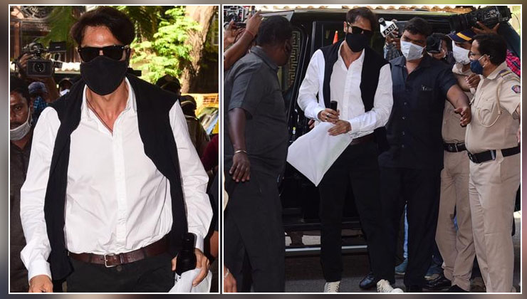 Arjun Rampal arrives at NCB office for interrogation in drugs case | Bollywood Bubble
