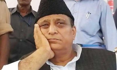 Azam Khan named as an accused in recruitment scam, warrant sent to jail
