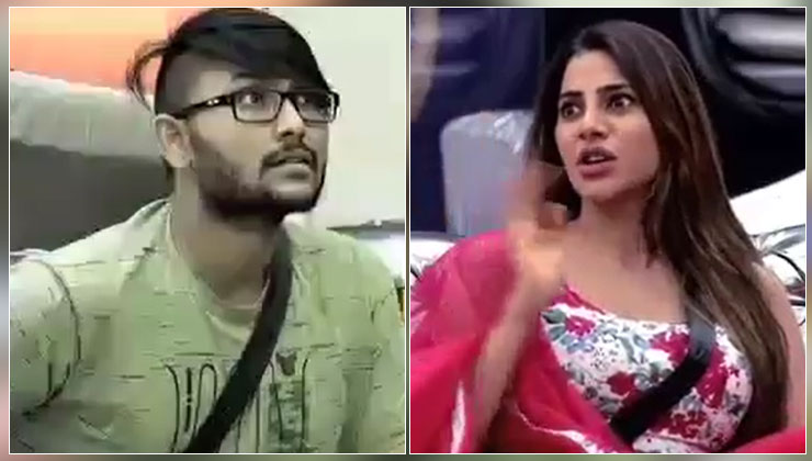 Bigg Boss 14: Nikki Tamboli accuses Jaan Kumar of kissing her without consent; wants him out of the house | Bollywood Bubble