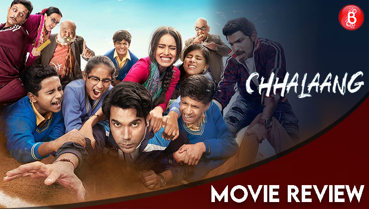 Chhalaang Movie Review: Highly predictable, but Rajkummar Rao-Hansal Mehta's coming-of-age sports drama will surely entertain | Bollywood Bubble