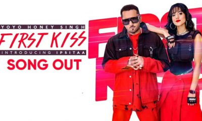 'First Kiss' Song: Yo Yo Honey Singh's new single is your next best party number | Bollywood Bubble