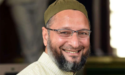 'I am a Laila surrounded by Majnus': Asaduddin Owaisi