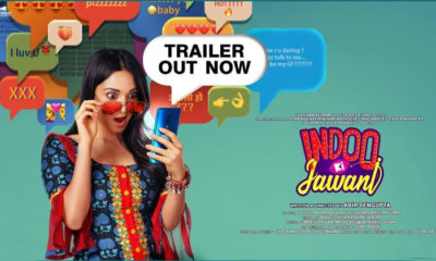'Indoo Ki Jawani' Trailer: Kiara Advani & Aditya Seal come up with a crazy fun ride | Bollywood Bubble