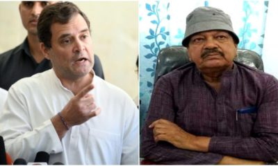 Jharkhand: Congress sends notice to party leader Furqan Ansari for criticising Rahul Gandhi