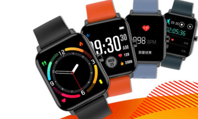 Launched Waterproof Smartwatch ZTE Watch Live with battery backup for up to 21 days