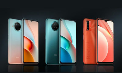 Launches are Redmi Note 9 5G, Redmi Note 9 Pro 5G and Redmi Note 9 4G, inexpensive eye-catching features