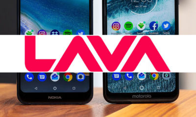 Lava will make Nokia and Motorola smartphones in India
