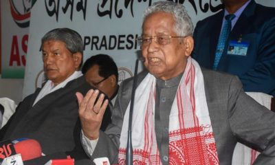 Former Assam CM and Congress stalwart Tarun Gogoi dies at 86