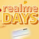 Realme Days Sale started with a discount of up to Tk 8,000