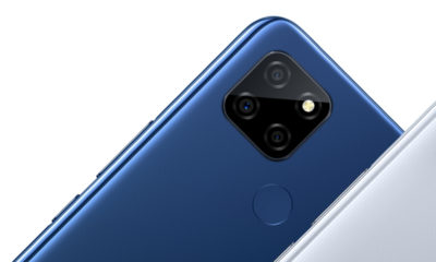 Realme RMX3063 phone has 5000 mAh battery and triple rear camera Realme RMX3063 phone has 5000 mAh battery and triple rear camera