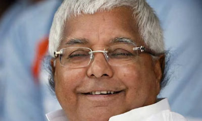 Scam convict Lalu Yadav occupies RIMS director's official bungalow, new director to stay in a guesthouse