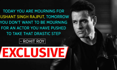 Rohit Roy on people trolling actors: Criticise us but do not sling mud on private and personal lives | Bollywood Bubble