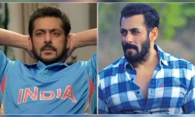 Salman Khan isolates himself after personal driver and staff members test positive for Covid-19 | Bollywood Bubble