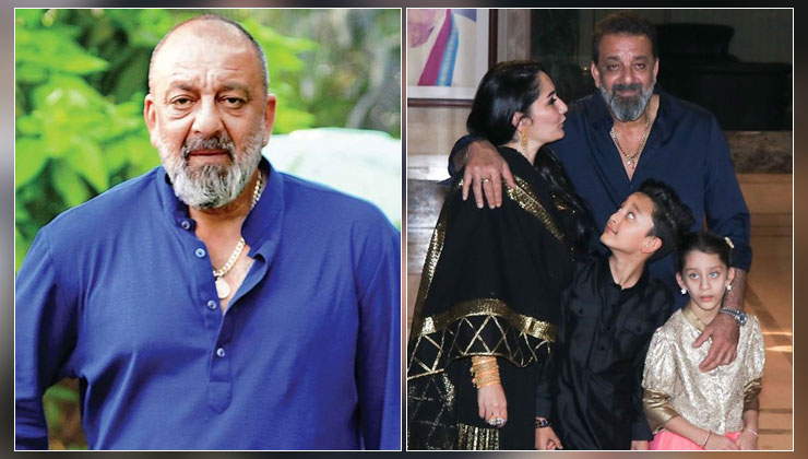 Sanjay Dutt to have lowkey Diwali celebrations with family in Dubai? | Bollywood Bubble