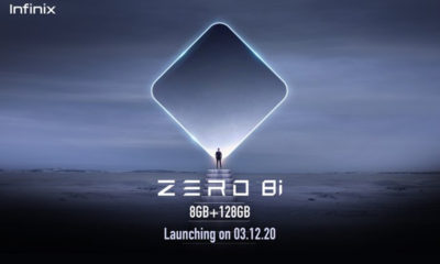 The launch of Infinix Zero 8i, the cheapest phone in India one day, has eye-catching features
