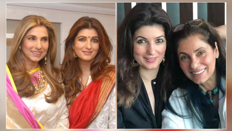 Twinkle Khanna trolls her mother Dimple Kapadia for her cooking skills with a hilarious post | Bollywood Bubble